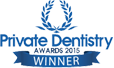 Parmar Dental - Finalist - Private Dentistry Awards 2015