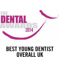 Best Young Dentist UK 2014 – Parmar Dental