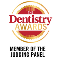 Member of the Judging Panel - TheDentistryAwards