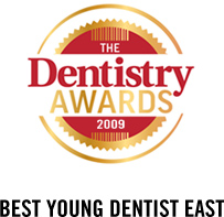 Best Young Dentist East – TheDentistryAwards 2009