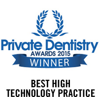 Best High Technology Practice – Private Dentistry Awards 2015