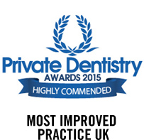 Most Improved Practice UK – Private Dentistry Awards 2015